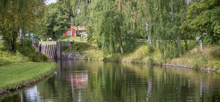Simträning inför Dalsland Swimrun